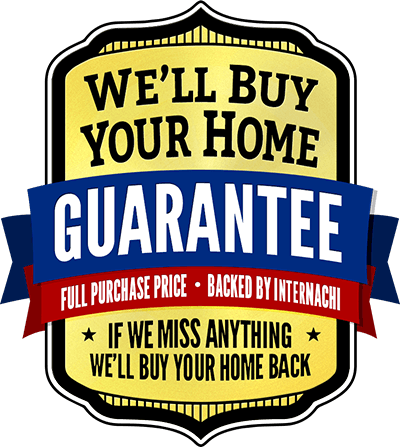 90-day home inspection guarantee