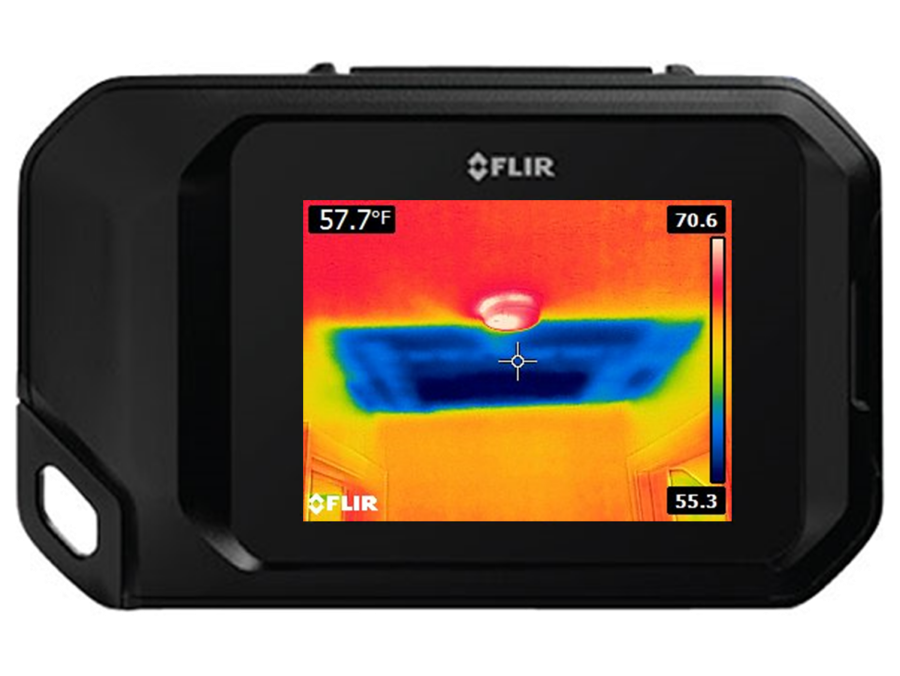 NH Home Inspector Thermal Imaging