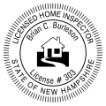 Licensed NH Home Inspector